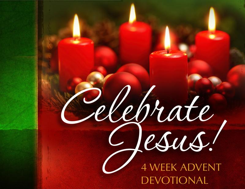 celebrate jesus a 4 week advent devotional jeremy bouma. Black Bedroom Furniture Sets. Home Design Ideas